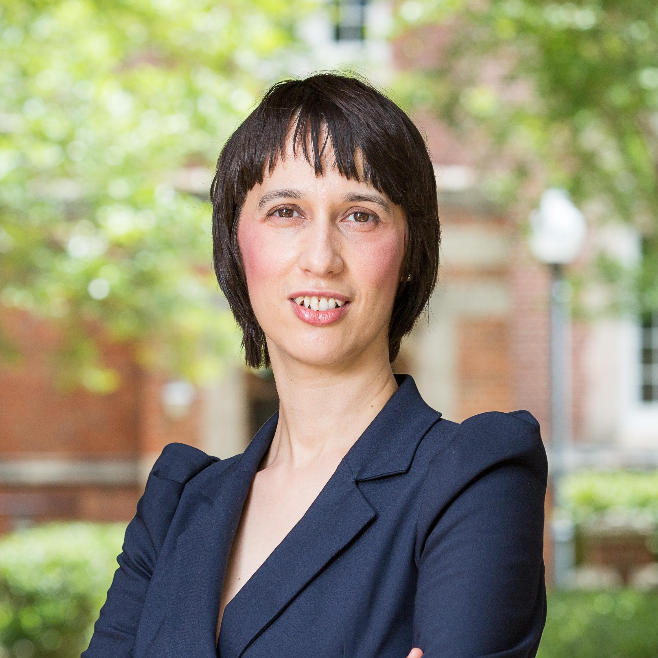 Eleni Bozia (Convener) : Assistant Professor - Classics